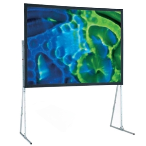 10ft 6in Diag Ultimate Folding Screen W/Fmw / Mfr. No.: 241033