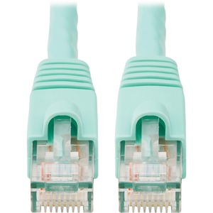 7ft Cat6a 10gig Aqua Snagless Patch Cable / Mfr. No.: N261-007-Aq