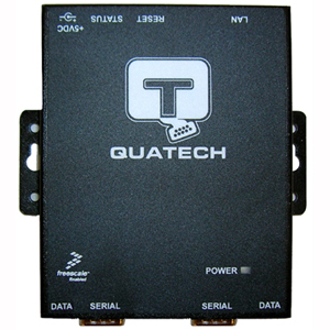 Quatech 2port Serial Device Server Db9 / Mfr. No.: Dse-100d