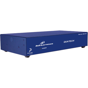 8port Rs-232/422/485 Serial Device Server Db9 / Mfr. No.: Ese-400d