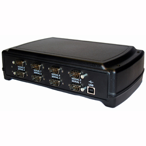 B&B 8 Port RS-232 Serial Adapter