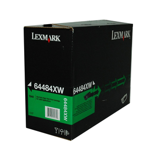Black Print Cartridge For T64x Extra High Reconditioned / Mfr. No.: 64484xw