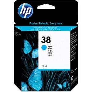 Encre HP Cyan HP N°38 - C9415A