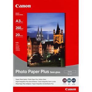 Canon Photo Paper Plus SG-201 - Papier - 1686B026