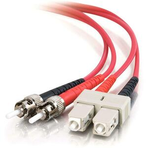 3m Duplex Mmf Sc/St 62.5/125 Red Patch Cord / Mfr. no.: 37156