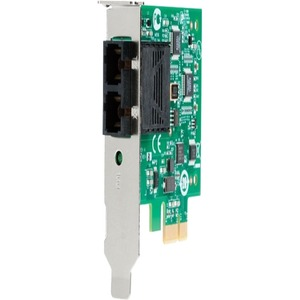 Allied Telesis PCI Express x1 Ethernet Fiber Network Interface Card / Mfr. No.: AT-2711FX/SC-901