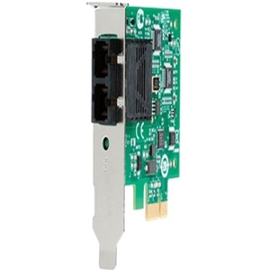 Nic 100fx/Mt PCIe TAA ROHS Lp and Standard Bracket Includes / Mfr. No.: At-2711fx/Mt-901
