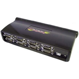 Rocketport 8port Rs232 USB ROHS Serial Hub III / Mfr. No.: 98296-8