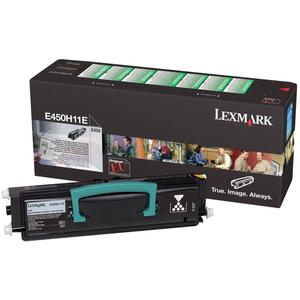 Toner Lexmark Noir pour E450 - E450H11E