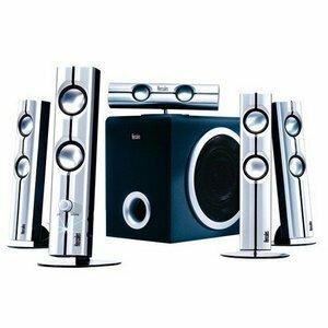 Guillemot Hercules XPS 5.1 70 Home Theater Speaker System
