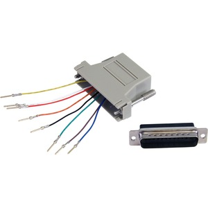 Adapter Db25m To Rj45f / Mfr. No.: Gc258mf