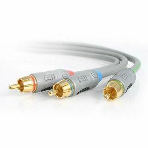 StarTech.com Premium 6.6 ft (2m) Component Video Cable