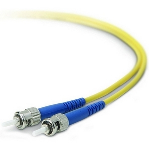 2m Duplex Fiber Optic Cable St/St 8.3/125 ROHS / Mfr. No.: F2f80200-02m