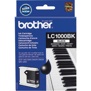 BROTHER - Réf. : LC1000BK