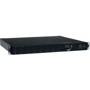 Switched Pdu Ats 120v 15a 5-15r 8 Outlet 1u Rm / Mfr. No.: Pdumh15atnet
