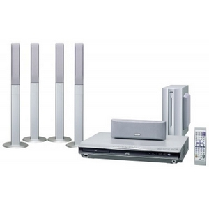 JVC TH-P7 Home Theater System