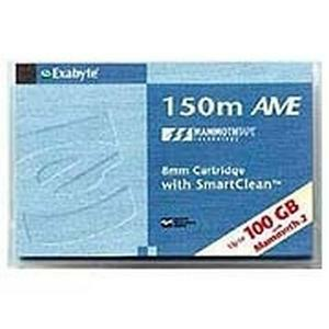 Tandberg Data SmartClean Mammoth-2 150m AME Tape Cartridge
