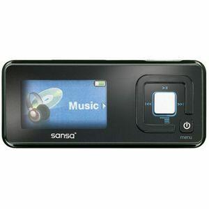 SanDisk Sansa C250 2GB MP3 Player