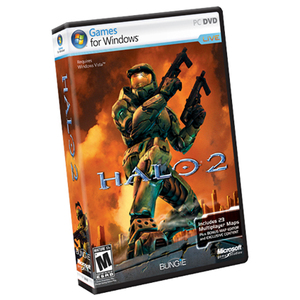 Halo 2.0 PC 32-Bit/Vista DVD / Mfr. No.: U28-00002