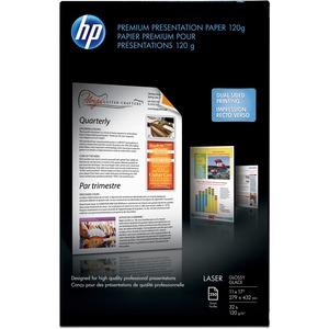 "HP Premium Laser Presentation Paper Glossy 95B 32 lb. 11"" x 17"" 250/pkg"
