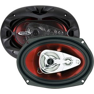 Boss 6x9in 4-Way Chaos Speakers Pair / Mfr. No.: Ch6940