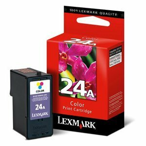 Lexmark #24A Color Ink Cartridge