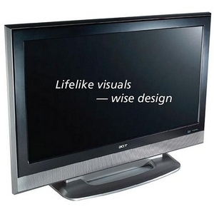 """Acer AT4250-DTV 42"""" LCD TV"""
