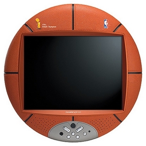 """HannStar HANNSball.champions 15"""" LCD TV"""