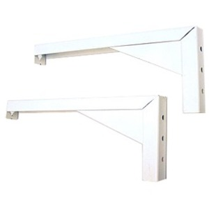 12 Extended Wall/Ceiling Bracket For Vmax2 Series White / Mfr. No.: Zvmaxlb12-W