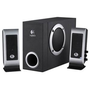 Logitech S200 Stereo Speaker System