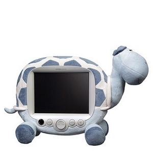 "HannStar HANNSz.turtle 9.6"" LCD TV"