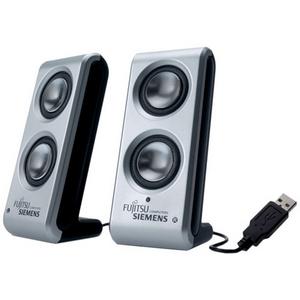 Fujitsu USB Mini Speaker Set