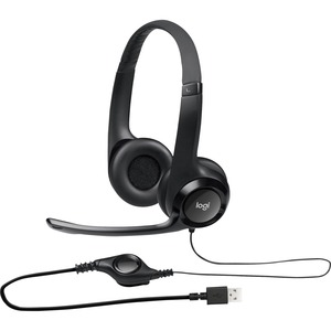 Headset USB Clearchat Logitech