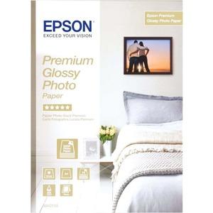 Papier Photo Epson Premium Glacé - A4 255g/m2 - 15 Feuilles - S042155