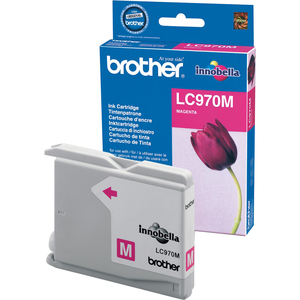 Encre Brother Magenta DCP135C/150C - LC970M