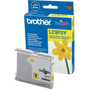 Encre Brother Jaune DCP135C/150C