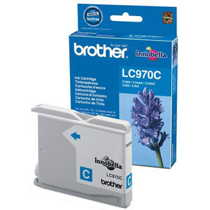 Encre Brother Cyan DCP135C/150C - LC970C