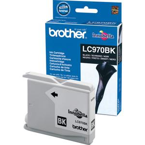 Encre Brother Noire DCP135C/150C - LC970BK