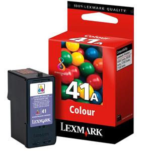 Encre Lexmark Couleur N°41A - 18Y0341E
