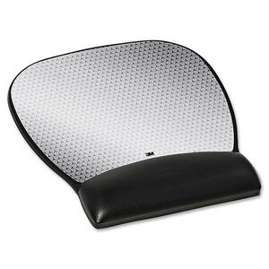 3M Precise Mouse Pad with Gel Wrist Rest Large