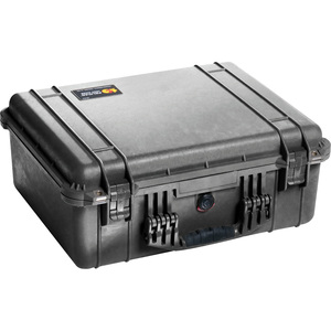 1550 Hard Case Black With Foam 18.43x14x7.62 Pick N Pluck Foam / Mfr. No.: 1550-000-110