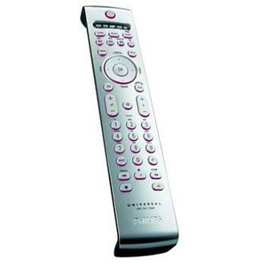 Philips 6-in-1 Universal Remote Control