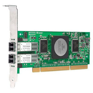 HP FC 4Gb 2-Port PCI-X-2.0 266Mhz Qlogic Controller (ISP2422)