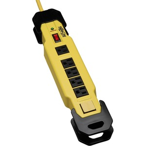 Protect It! Satety Surge 6out Osha Yellow 15ft Cord 2400j