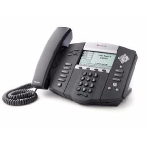 Polycom SoundPoint IP 550 IP Phone