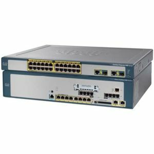 Cisco UC520-32U-8FXO Unified Communication Chassis