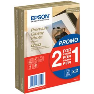 255 EPSON g/m2 contenu: 2 x 40 feuilles (C13S042167) - C13S042167