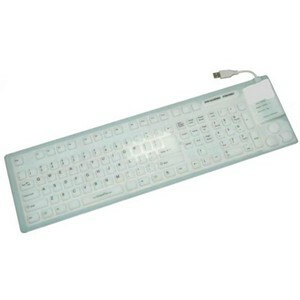 Grandtec USA Virtually Indestructible Keyboard and Mouse / Mfr. No.: Flx-7000