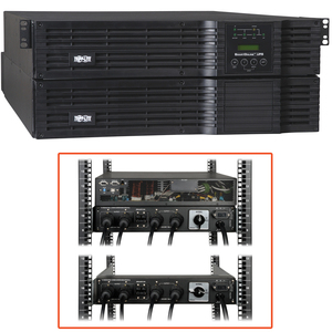 Smart Ups Split 8000va Rt 120/208v Hdwr 8out Cust Pays Fr / Mfr. No.: Su8000rt4u