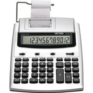 Victor® 1212-3A Commercial Desktop Printing Calculator